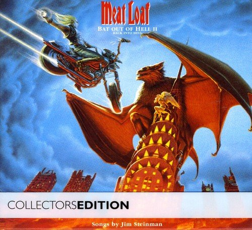 Meat Loaf Bat Out Of Hell Ii Back Into Hell The Almost